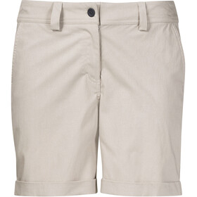 Bergans Oslo Pantalones cortos Mujer, beige